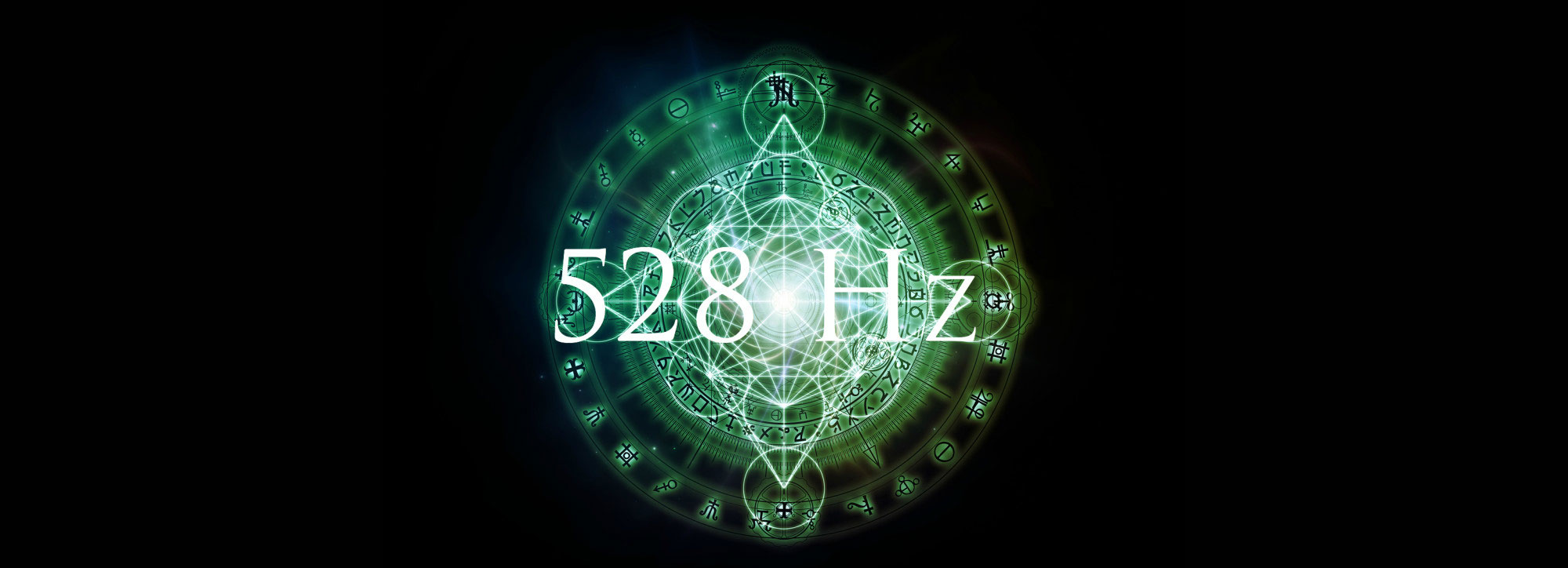 528Hz Frequency Teaching