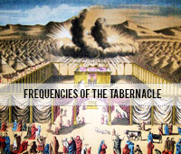 Frequencies of the Tabernacle: a free article publsihed by Steve Rees of Calming Harp