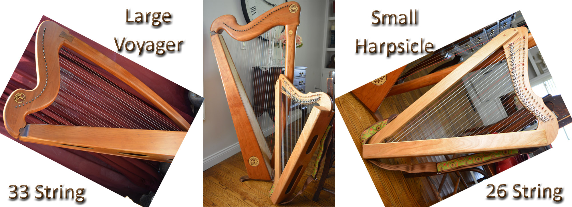 528 Hz Frequency – Calming Harp