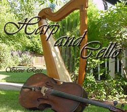 Harp and Cello