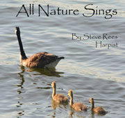 All Nature Sings by Calming Harp