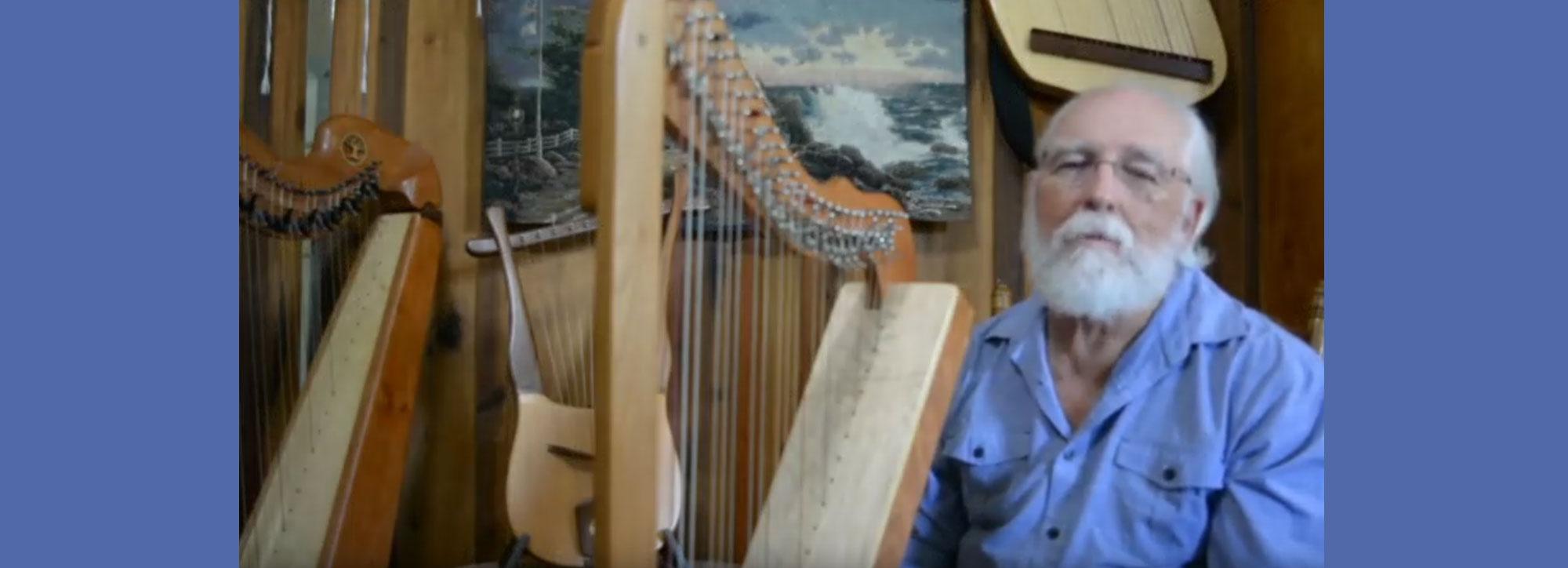 Blog – Calming Harp